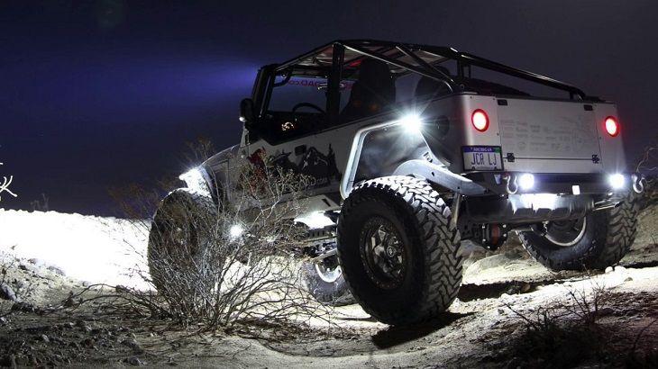 benefits of having rock lights
