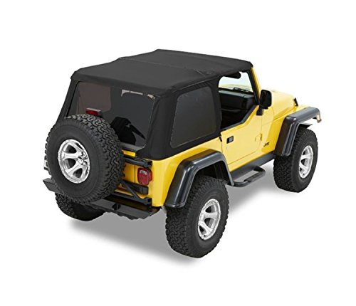 Beautiful If You Are Looking For A Jeep Wrangler Soft Top Replacement, You Can Never  Go Wrong With This Bestop 56820 35. This Modern Styled Soft Top Will  Without A ...