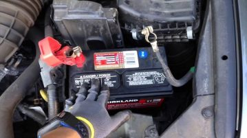 Car Battery Group Size