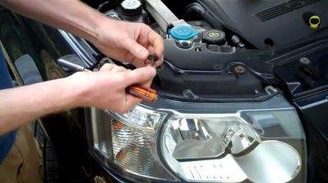 How to Change Headlights