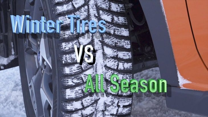 How to Choose Winter Tires